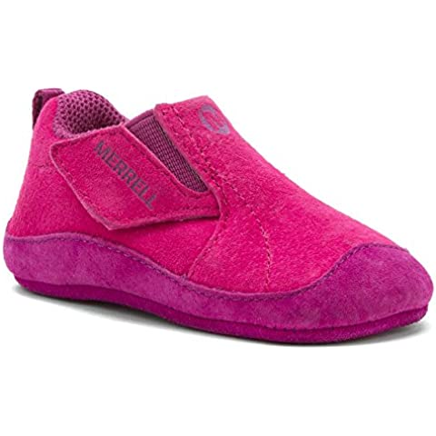 Merrell Kids Fuchsia Jungle Moc Baby 4.0 B(M) US Toddler