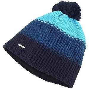 Eisbär Star Pompon 403125-824 Unisex Winter-Strickmütze
