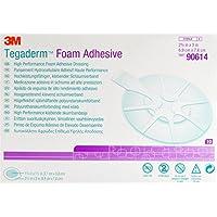 3M Tegaderm Schaumstoff selbstklebend Verband, 6,9cm x 7,6cm, 10Stück preisvergleich bei billige-tabletten.eu