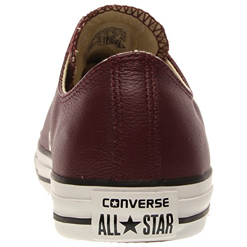 Converse Ctas Sea Lea Ox, Baskets Basses Femme Burgundy