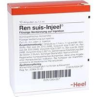 REN SUIS INJ ORG 10St Ampullen PZN:864367 preisvergleich bei billige-tabletten.eu