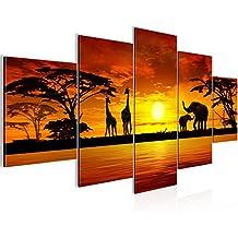 suchergebnis auf amazon.de für: afrika deko bilder - Wohnzimmer Deko Afrika