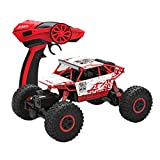 2.4 Ghz 1/18 Rc Rock Crawler Vehicle Buggy Car 4 Wd Shaft Drive High Speed Remote Control