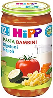 HiPP Pasta Bambini - Rigatoni Napoli, 6er Pack (6 x 250 g)