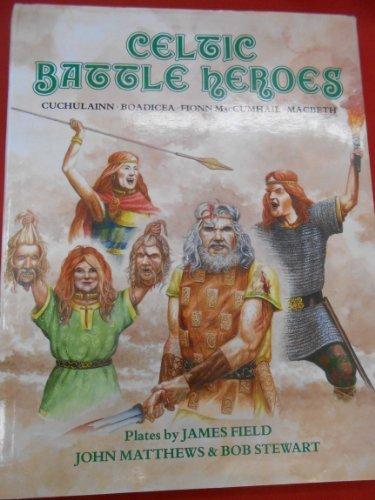 Celtic Battle Heroes: Macbeth, Cuchulain, Boadicea and Fionn MacCumhaill (Heroes & Warriors) by R. J. Stewart (1988-04-18)