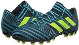 adidas Herren Nemeziz 17.3 AG Fußballschuhe, Mehrfarbig (Legend Ink/Solar Yellow/Energy Blue), 45 1/3 EU - 5
