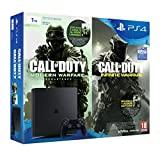PlayStation 4 Slim (PS4) 1TB - Consola + Call Of Duty: Infinite Warfare + #2251