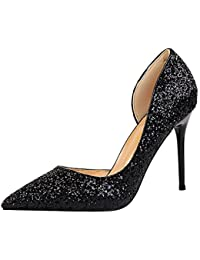 ee53cf79e5ed Amazon.fr   48 - Escarpins   Chaussures femme   Chaussures et Sacs