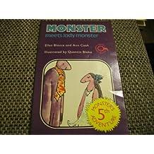 Monster Books: Monster Meets Lady Monster Bk. 5