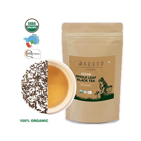 Jarved-Organic-Whole-Leaf-Assam-Black-Tea-45-Day-Herbal-Detox-and-Slimming-