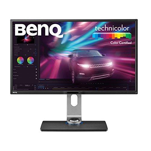 BenQ PV3200PT 81,28 cm (32 Zoll) Monitor (HDMI, LED, 4K UHD, LUT) schwarz Flat-panel-card