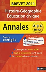 Histoire-Géographie-Education civique : Sujets corrigés