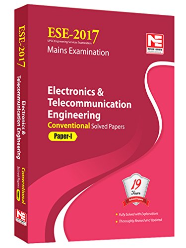 ESE 2017 Mains Examination: Electronics & Telecommunication Engineering - Conventional Solved Papers - Paper - 1
