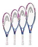 HEAD Kids' Maria Tennis Racket, Blue/Pink, 25 Inch