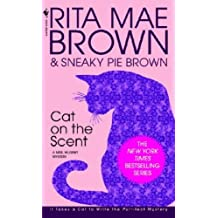 [(Cat on a Scent)] [by: Rita Mae Brown]