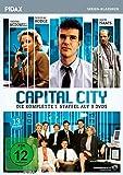 Capital City, Staffel 1 / Die ersten 13 Folgen der packenden Finanz-Serie im Stil von WALL STREET (Pidax Serien-Klassiker) [3 DVDs]