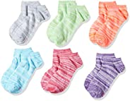 Hanes Hanes Women's X-TEMP Comfort Fit Ankle Socks (Pack of 6) 4