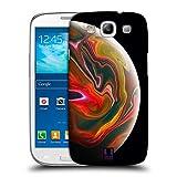 Head Case Designs Sonnen Lichter Acryl Giessende Planeten Ruckseite Hülle für Samsung Galaxy S3 III I9300