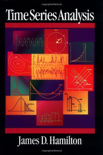 Time Series Analysis por James Douglas Hamilton