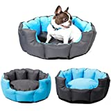 """PetsMaker"""" Deluxe Pet Bed For Dogs And Cats Velvet Ultra-Soft Plush Solid Pet Sleepeer -XL - B07CBNYKVZ"""