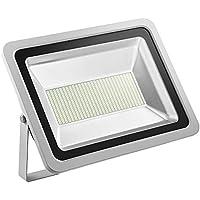 Foco proyector LED 20W/30W/50W/100W/150W/200W/300W/500W/800W para exteriores, 1000LM-56000LM, Blanco frio 6000-6500K resistente al agua IP65, luz amplia, luz de seguridad Floodlight (300)