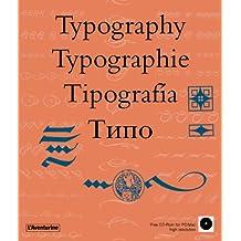 Décor typographique (1Cédérom)
