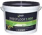 Bostik Nibofloor S 800 Multiklebstoff Bodenbelag Dispersionsklebstoff 3.5kg Eimer