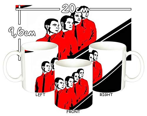 MasTazas Kraftwerk A Tasse Mug