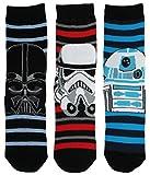 Die besten Disney Mädchen Socken - Disney Star Wars Socken mit Charakteren, 3er-Pack Socken Bewertungen