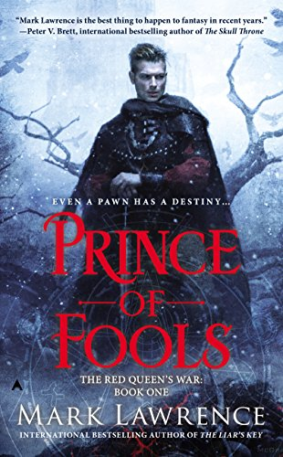 Prince of Fools (The Red Queen's War Book 1) (English Edition)