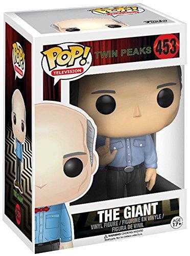 Twin Peaks The Giant Vinyl Figure 453 Figura de coleccin