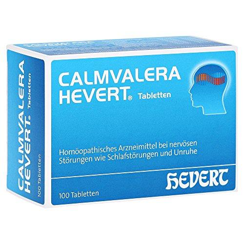 CALMVALERA HEVERT 100St Tabletten PZN:9263528