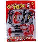 IndusBay Kids Engineering Tool Set, Tool Kit Set Toys For Kids And Children