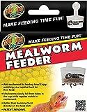 Zoo Med Mealworm Distributeur de Nourriture pour Reptile/Amphibien