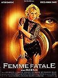 Femme Fatale - Rebecca Romijn-Stamos - 116X158Cm Affiche Cinema Originale