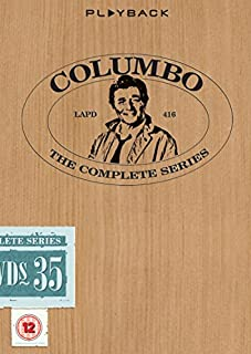 Columbo: The Complete 10 Season Collection (B005UXJNPU) | Amazon price tracker / tracking, Amazon price history charts, Amazon price watches, Amazon price drop alerts