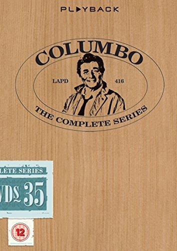 columbo-the-complete-tv-series-edizione-regno-unito-reino-unido-dvd