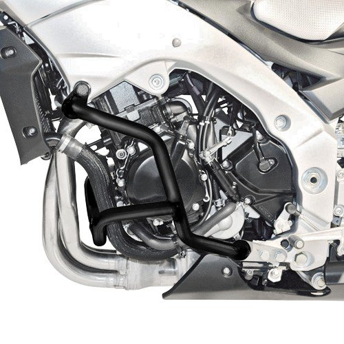 Engine guard the best amazon price in savemoney engine guard black for suzuki gsr 600 bj 06 fandeluxe Choice Image