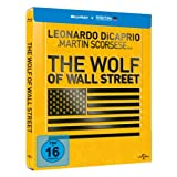 The Wolf of Wall Street - Steelbook [Blu-ray]