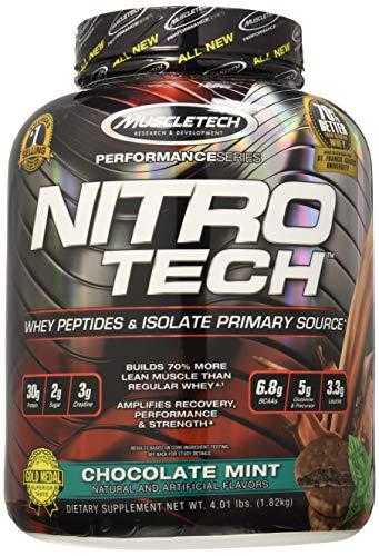 Muscletech Performance Series Nitro-Tech Chocolate Mint - 1800 gr