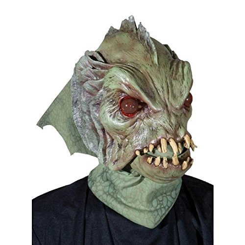 Preisvergleich Produktbild Zagone Deep Sea Creature Mask One Size Fits Most
