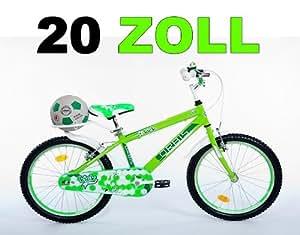 20 zoll kinderfahrrad kinder bike jungen fahrrad bike. Black Bedroom Furniture Sets. Home Design Ideas