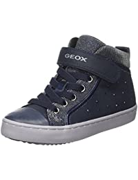 Geox Mädchen J Gisli Girl A Hohe Sneaker