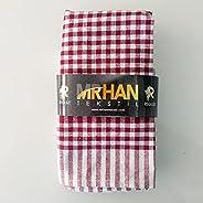 5 Adet 50x70 Pötikareli Mutfak Kurulama Bezi Peçete Bulaşık Kurulama Bezi - Regule Ev Tekstil