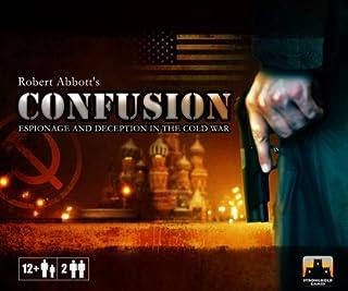 Unbekannt Stronghold Games 1002 - Confusion: Espionage Deception (B004U5RA4K) | Amazon price tracker / tracking, Amazon price history charts, Amazon price watches, Amazon price drop alerts