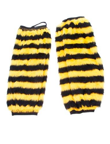 Beinstulpen Biene Plüsch Erwachsene Keine Größe