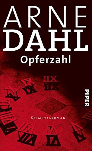 Buchseite und Rezensionen zu 'Opferzahl: Kriminalroman (A-Team 9)' von Arne Dahl