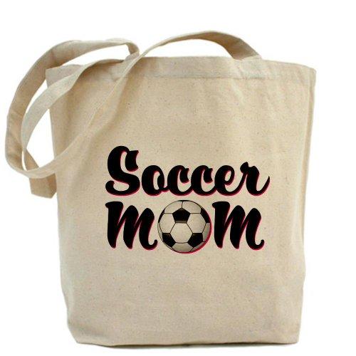 Zoom IMG-2 cafepress soccer mom tote tela