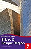 Front cover for the book Footprint Bilbao by Andy Symington