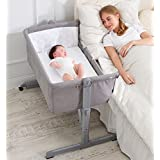 Minicuna Colecho Star Ibaby - Regulable 6 alturas. Reclinable.